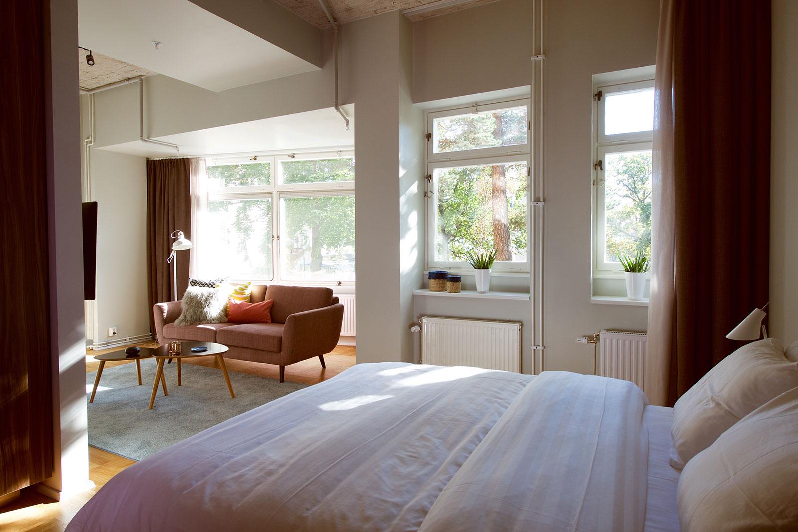 Lägenhetshotell Asplund